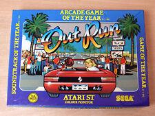 Atari ST - Out Run by US Gold / Sega