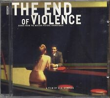 The End of violence RY COODER SPAIN TOM WAITS ROY ORBISON CD OST 1997 NEAR MINT