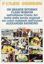 #FLASH GORDON..UN GRANDE RITORNO ediz. Comic Art - autore ALEXANDER RAYMOND