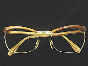 Vintage 1950 Mount/Frame Double Gold New / New
