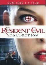 Resident Evil Collection Box 4-DVD