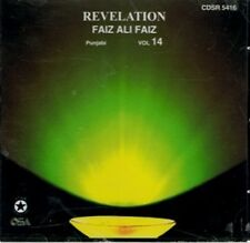 Faiz Ali faiz - Revelation - VOL 14 - BRAND NEW CD