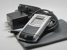 Vertu Constellation Black