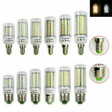 E14 E27 Lampadina Lampada 5730 SMD LED 7W 9W 12W 15W 202 25W Luce Calda Fredda