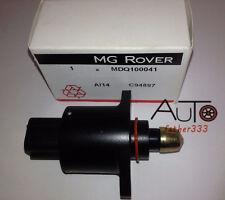 Hot sell MDQ100040 MDQ100041 Idle Air Control Valve For MG MG MGF Rover 200 New