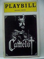 CAMELOT Playbill ROBERT GOULET / PATRICIA KIES / STEVE BLANCHARD Opening NY 1993