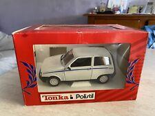 Rarissima Lancia Y 10 Fila Polistil Tonka 1:25 nuova in box da collezione
