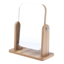 Specchio da trucco girevole da tavolo con specchio girevole da tavolo,