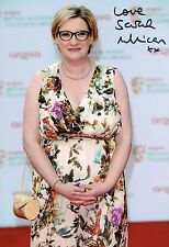 Sarah MILLICAN Signed Autograph 12x8 Photo AFTAL COA Stand Up Comedian