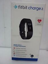 Fitbit Charge 2 Heart Rate & Activity Tracker - Large