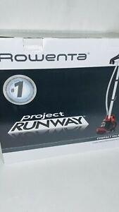 New Rowenta IS6201 Compact Valet Full Size Garment Steamer Project Runway