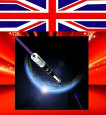 Powerful Blue / Violet Laser Pointer Pen Beam Light 405nm <1mw Presentation ppt