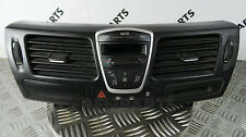Renault Laguna III 2008-2015 Heater Climate Control Panel + Air Vent Surround
