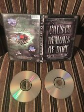 Crusty Demons of Dirt The Crusty Years DVD Vol 1 2 3 4 Limited Edition RARE OOP