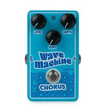 More details for caline cp-505 wave machine chorus guitar effect pedal (uk stock)