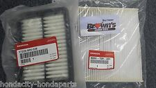 NEW GENUINE HONDA FIT ENGINE & IN CABIN FILTER SET 2015-2016 5R0-008/T5R-A01