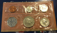 1964-P Silver Mint Proof Set,With Envelope,UNC,VF !!!