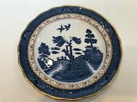 Royal Doulton The Majestic Collection Booths Real Old Willow Dinner Plate