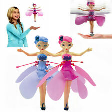 Kids Flying Fairy Toy Magic Princess Dolls Infrared Induction Control Child Gift
