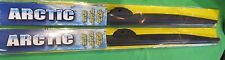 "(2) Dodge Chrysler Grand Caravan Voyager Town & Country 28"" Winter Wiper Blades"