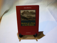 Journal of a Tour to the Hebrides by James Boswell (hardcover, 2000, VG++)