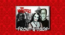 THE MUNSTERS HOUSE LILY HERMAN DEBIT CREDIT BUSINESS CARD ID HOLDER CASE