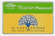BT BTP002 3i Connections 40 unit mint 808H 5,500 issued Cat £300.