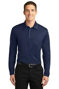 K540LS Port Authority Silk Touch Performance Long Sleeve Polo