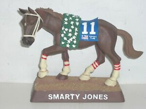 SMARTY JONES - Oaklawn Park Limited Edition Bobblehead