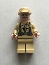 2008 Lego German Soldier Minifig 7622 Indiana Jones Race Lost Treasure Raiders A