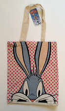 LOONEY TUNES BUGS BUNNY Official Licensed Canvas Tote from Primark