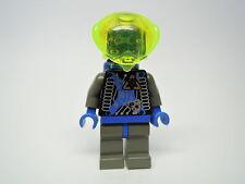 Lego Mini Figur Space Insectoid blau  sp021  Set 6817 6905 6907 6909