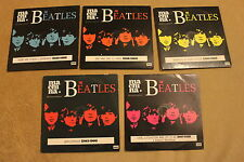 The Beatles - 5 Promo CD's from Machina magazine - POLISH RELEASE