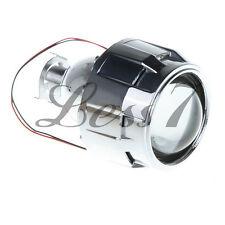 "RHD 2.5"" HID Bi-xenon Headlight Projector Lens Kit For D2S Bulb NO Angel Eye"