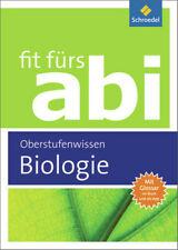Fit fürs Abi: Biologie Oberstufenwissen - Michael Walory [Taschenbuch, 1. Auflag