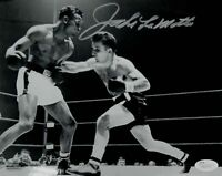 Jake LaMotta 8x10 Signed Photo Autographed HOF REPRINT