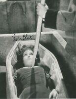 Isla Blair   **HAND SIGNED**   8x10 photo  ~ AUTOGRAPHED  ~  Blood of Dracula