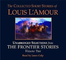 Louis L'Amour FRONTIER STORIES VOLUME 2 Unabridged CD *NEW* FAST 1st Class Ship!