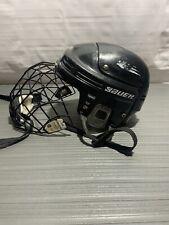 New listing Bauer Hh4000M Helmet & Fm3000Cage - Ice Hockey Helmet Size Medium