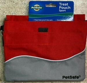 PetSafe Treat Pouch Sport w/ Clip, Detachable Belt, and Dual Inner Pocket PTA00
