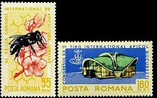 1965 Bee,Honey Bee,Biene,Abeille,Abeja,Albina,APIMONDIA Congr,Romania,M.2425,MNH