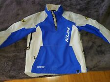 Klim Powerxcross pullover. Blue. Size Large. Motocross. Snowmobile. Enduro