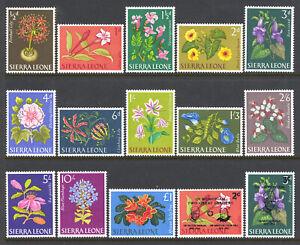 Sierra Leone 1963-1968 Better Sets Selection Mint/MNH £58.30/$74