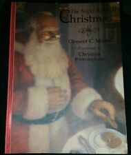 The Night Before Christmas  ~ BY  Clement C. Moore Paperback