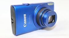 Canon PowerShot ELPH 170 IS / IXUS 170 20.0MP Digital Camera - Blue