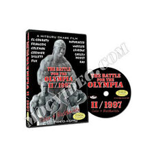 BATTLE FOR THE OLYMPIA 1997 DVD Bodybuilding Mr Olympia IFBB NPC Ronnie Coleman