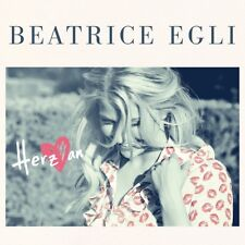 BEATRICE EGLI - HERZ AN (2-TRACK)   CD SINGLE NEU