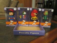 Peanuts Great Pumpkin Charlie Brown Figures CVS Exclusive Halloween 4 pc 2012