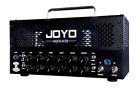 JOYO JMA-15 MJOLNIR All Tube Dual Channel 15 Watt Guitar Amplifier Amp Head New for sale