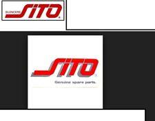 TERMINALE SCARICO SILENZIATORE X MOTO GUZZI V35 V65 FLORIDA MARMITTA SITO 1312
